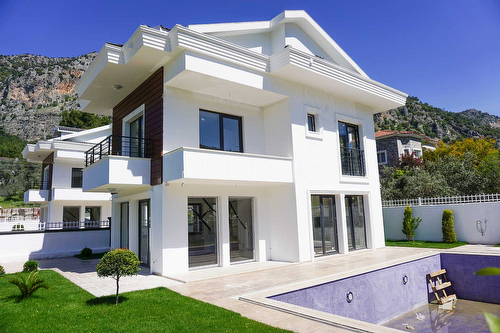 New build villa for sale in Gocek, Fethiye